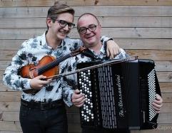Duo Douyez : Olivier Douyez et Loris Douyez