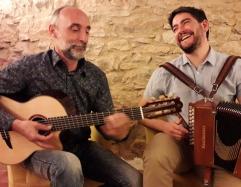 Els Pardals : Carles Sanz et Albert Ginestà