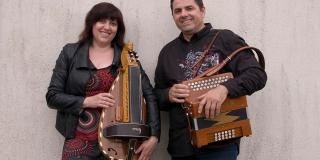 Le Bal Taquin : Daniel Raillard et Marie-France Raillard