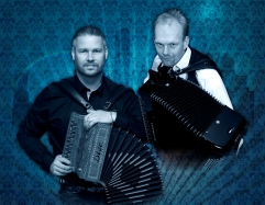 Duo Bayan Tonic: Øivind Farmen et Lars Karlsson
