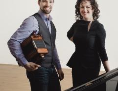 Timi Turmel et Erin Leahy