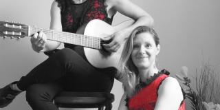 Duo Magell'âme: Carine Vigni et Marie-Caroline Lebriez