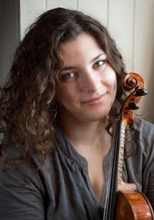 Alexanne Trudelle Caron (violon)